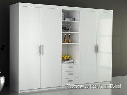 衣柜平開門效果圖,方便實用還節省空間的設計!