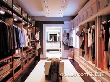 衣帽间如何设计,不同空间不同设计