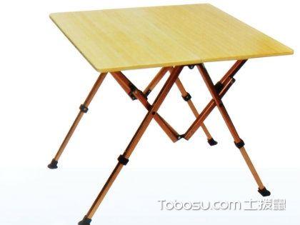 折叠餐桌的优缺点有哪些?节约空间、使用方便