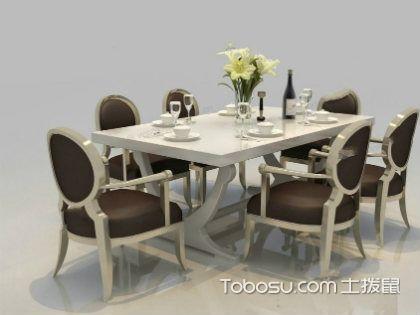 餐桌尺寸有哪些,又该如何选购餐桌