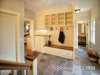 小户型玄关装修设计方法,看准户型结构设计玄关