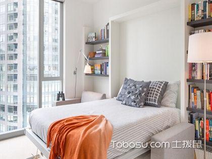 隐形床装修案例,节省空间的新选择