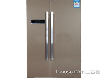 双开门冰箱尺寸,并没有固定的标准