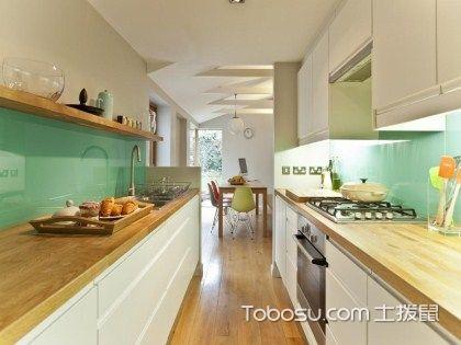 长方形厨房如何装修?五点小技巧带你玩转厨房装修