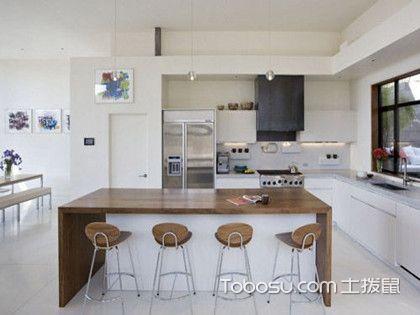 厨房岛台尺寸,合理布局很重要