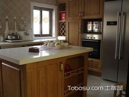 厨房岛台作用,四大功能每个都很重要!