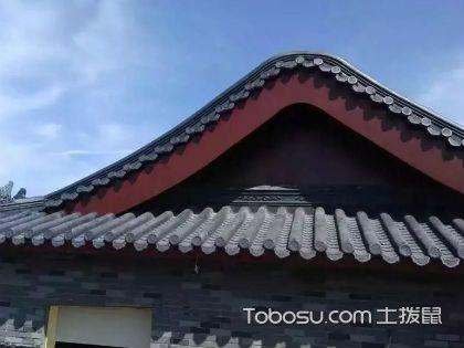 仿古瓦屋顶铺设方法,科学准确的施工工艺在这里