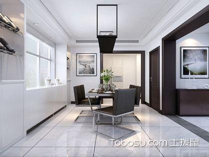 北京90平米房装修预算,简约风格全包18万!