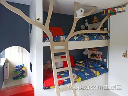 环保实用又好看的儿童高低床,要怎么去选择材质与尺寸?