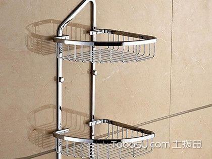 浴室置物架太空铝好还是不锈钢好,对比优缺点选择