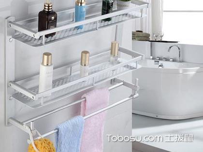 浴室置物架尺寸介绍,材质和选购技巧详解