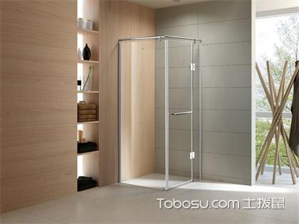 淋浴屛安装方法,四大步骤轻松搞定