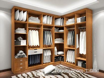 衣帽间衣柜深度,这两种概念要分清