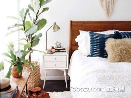 床头柜效果图,打造理想舒睡空间