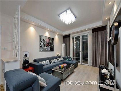 武汉90平米房装修预算,现代温馨家装只需7万元!