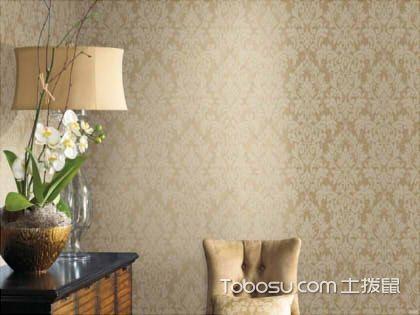 壁纸和乳胶漆有什么区别?搭配运用才最好