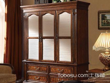 实木衣柜还是板材衣柜?了解这些才能找到你最需要的