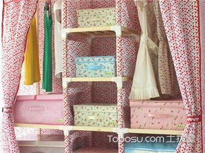 布衣柜什么材质好?四种材质随你选!