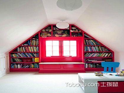 儿童房书柜选购,给小朋友一个欢乐的小天地