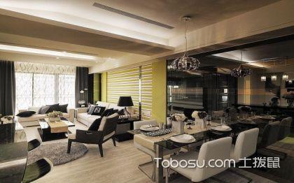 厦门三室两厅装修费用,15万打造时尚简约的三口之家