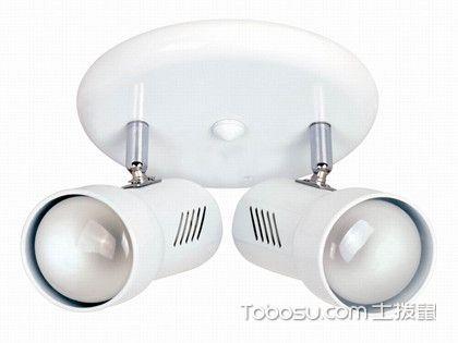 射燈和筒燈的區別,從這幾個地方就可以看出來!