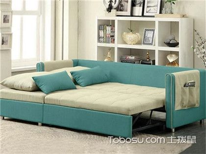一物两用的沙发床,你值得拥有!