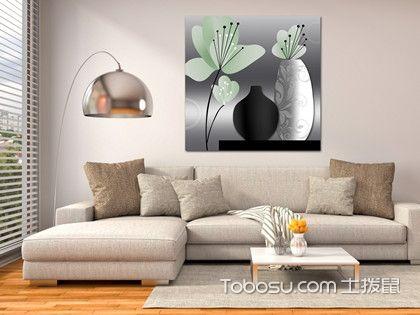 客厅装饰画效果图,与您一起共同鉴赏