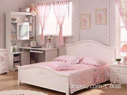 女孩兒童房裝修注意事項,打造一個夢幻公主夢