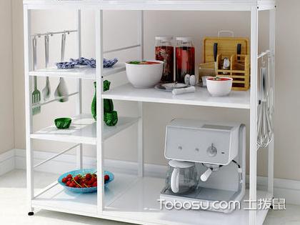 厨房收纳有妙招,四招教你打造洁净厨房