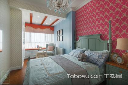 美式卧室装修效果图,四种风格任你选