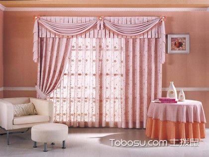 客厅窗帘什么颜色好,选对风格保证错不了