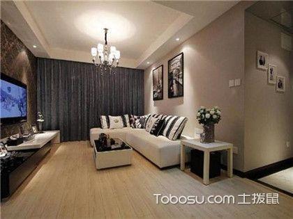 江阴70平米房装修费用,看我7万如何打造简约家!