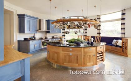 厨房岛台设计注意事项,三个你不可不知的因素