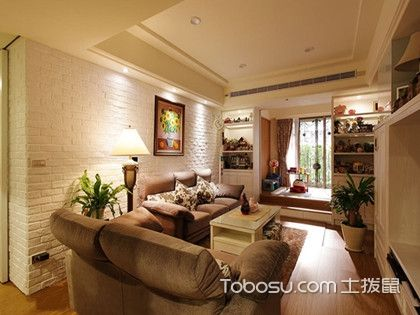 沈阳70平米房装修费用,乡村风漫入温暖小宅
