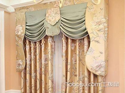 卧室窗帘效果图赏析,了解卧室窗帘选择的要素!