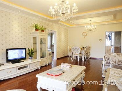 上海90平米房装修费用,清新韩式你值得拥有!