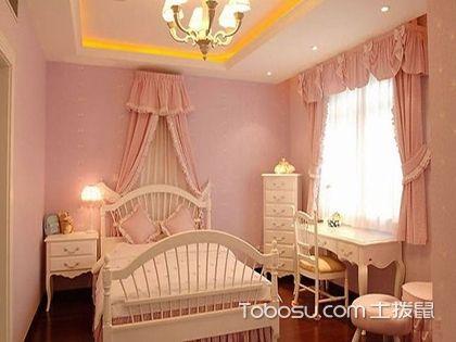 儿童房装修效果图,给孩子一个梦幻的乐园