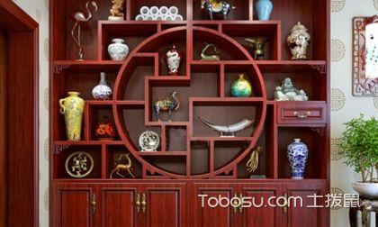 博古架选购技巧,让你的家添一分古典优雅
