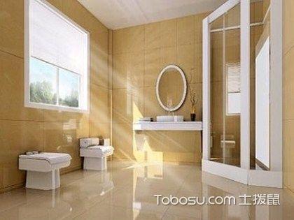 卫生间瓷砖保养技巧,打造高颜值家装的必备技能