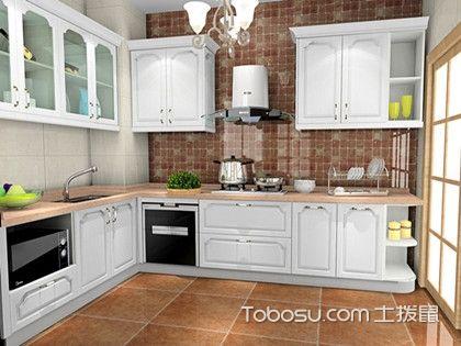 L形橱柜效果图赏析,把你的厨房换上新面貌!
