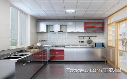 选择不锈钢橱柜,给你一个尊贵豪华的厨房