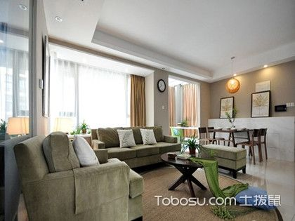 昆明90平米房装修预算,5万的价格你看怎么样?
