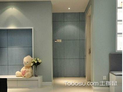 隐形卫生间门效果图大全,带你感受同门不同样!