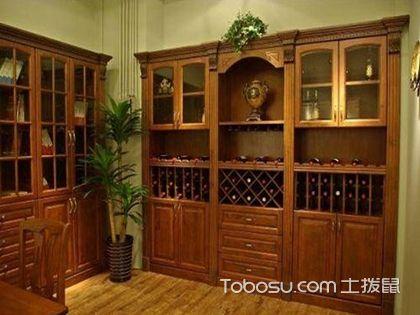 酒柜的设计要点及其风格介绍,美观实用最重要
