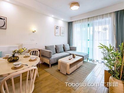 杭州90平米房装修费用,西湖美景与恬淡日式的绝配
