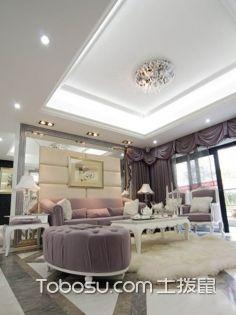 客厅天花吊顶的种类,你最中意的是哪款?
