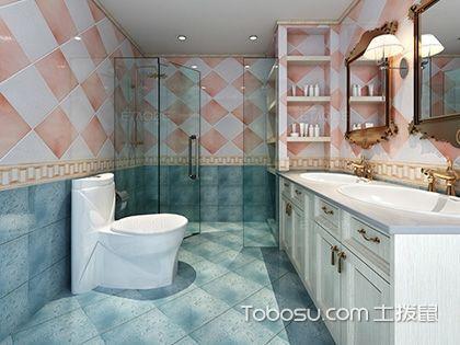卫生间用仿古砖好不好?选择卫生间瓷砖你要注意这三点