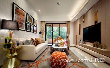 现代简约客厅装修效果图,带你赏析经典设计
