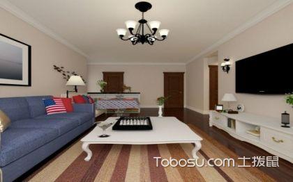 福州70平米房装修费用案例,8万打造温暖阳关小宅