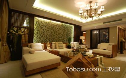 新款东南亚风格装修案例,将热带雨林带回家
